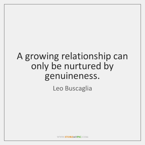 growing relationship quotes