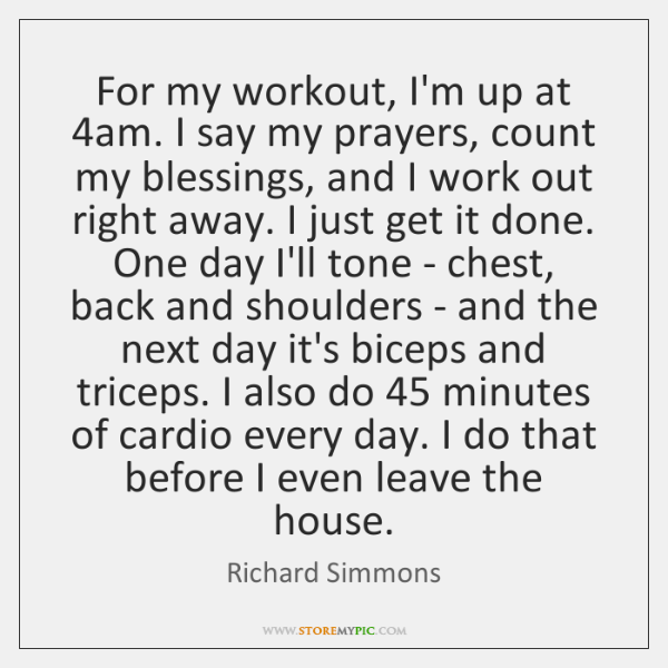 Richard Simmons Quotes - - StoreMyPic