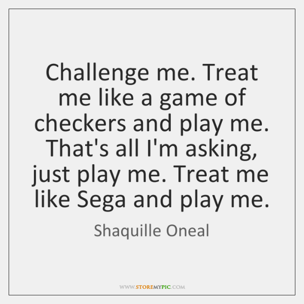 Shaquille Oneal Quotes Storemypic