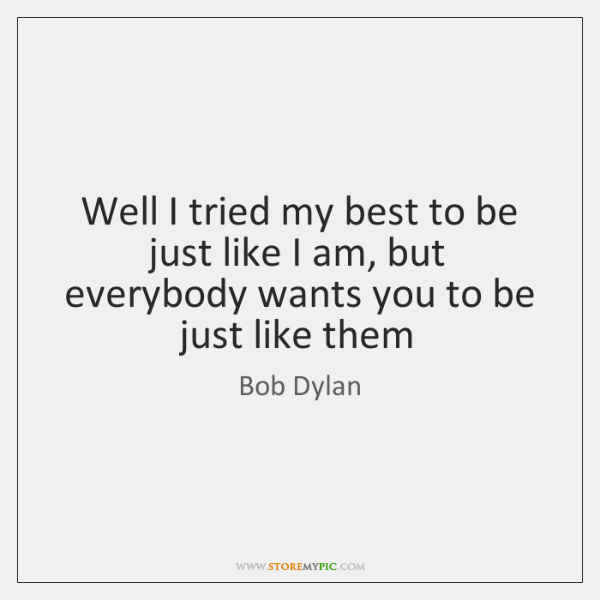 Bob Dylan Quotes Storemypic