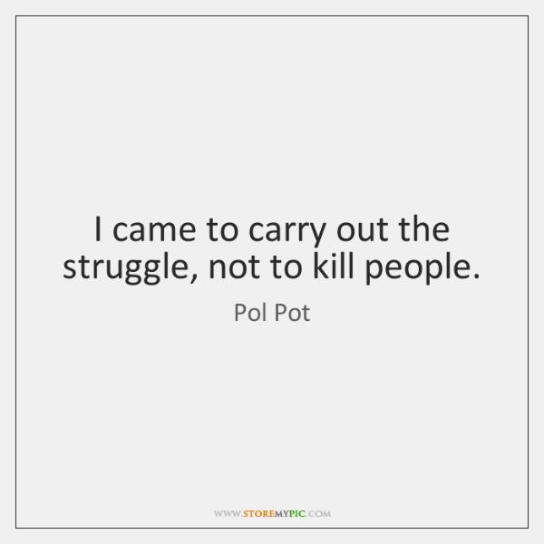 Pol Pot Quotes StoreMyPic Impressive Pol Pot Quotes