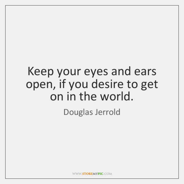 Douglas Jerrold Quotes Storemypic