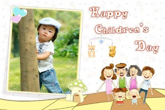 Admirable childrens day photo happy childrens day
