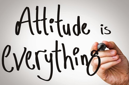 Attitude is everything picture