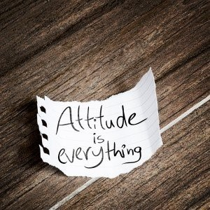 Attitude is everything 001