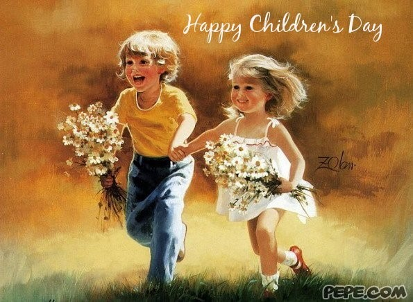 Happy childrens day greeting1