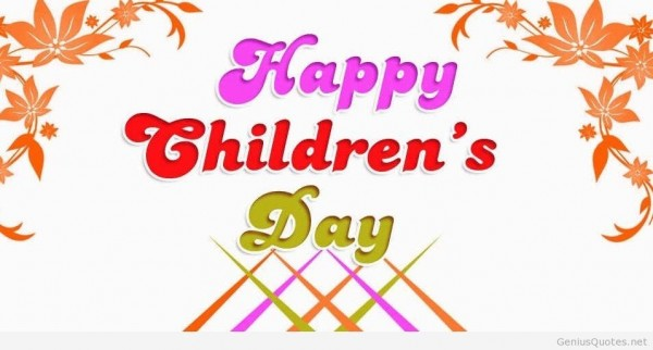 Happy childrens day wishes greeting
