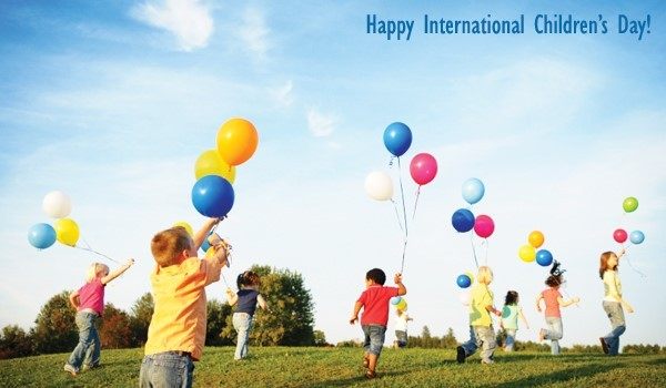 Happy international childrens day