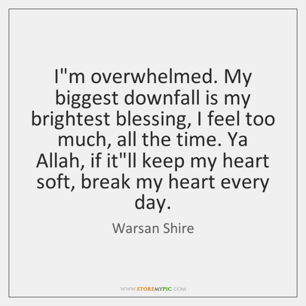 Warsan Shire Quotes - StoreMyPic | Page 1 (한국어)