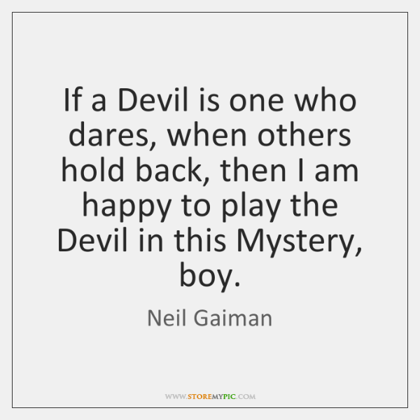 Neil Gaiman Quotes - - StoreMyPic