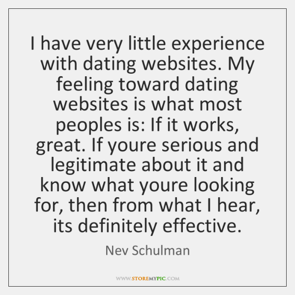 Dating websites quotes