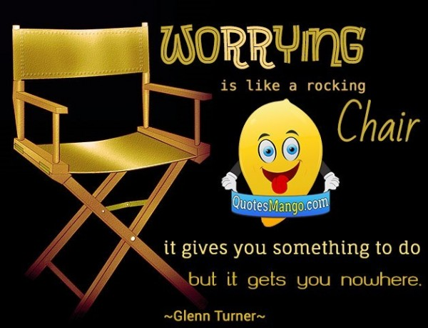 Worry Quotes Storemypic