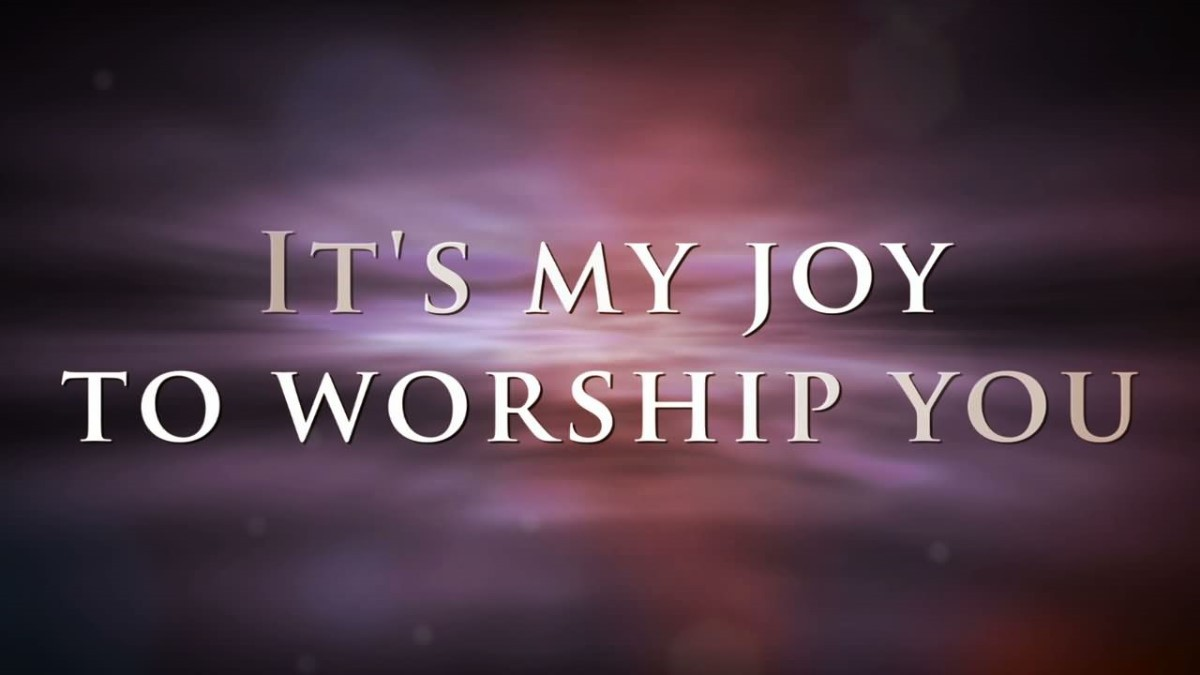 Worship Quotes | Worship Quote Its My Joy To Worship You Storemypic