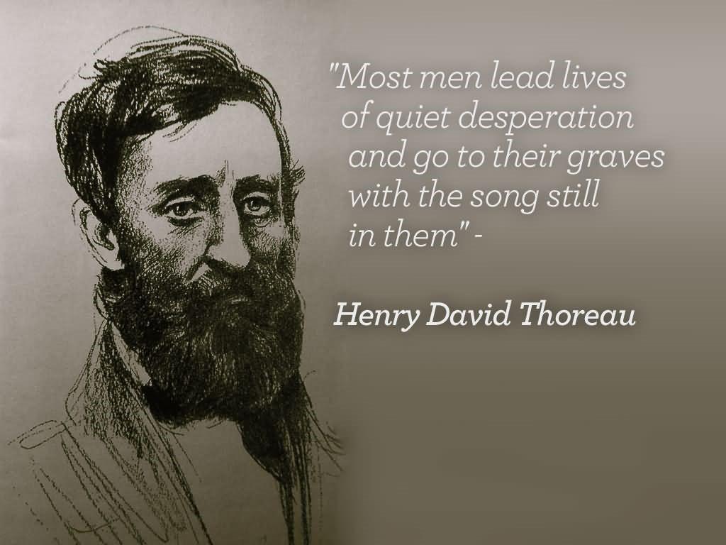when men go quiet