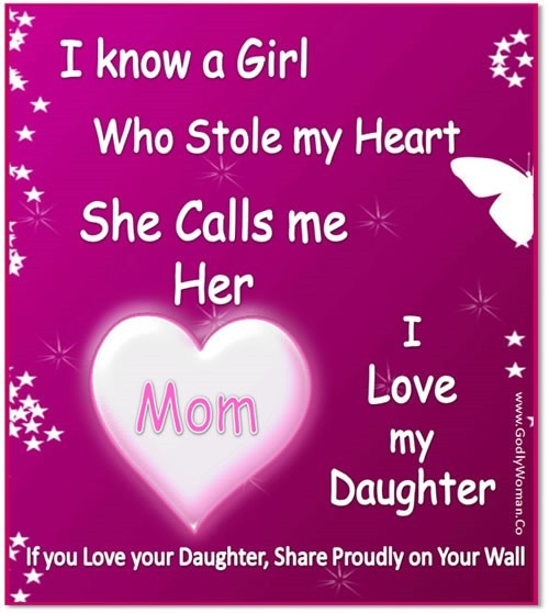 Daughter Quotes Storemypic