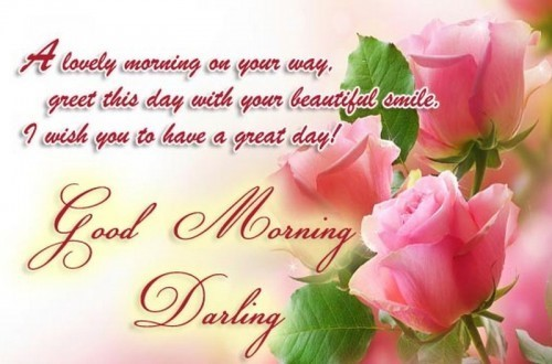 A lovely morning on your way greet this day with your beautiful liked like share m4hsunfo