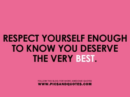 Respect Quotes Storemypic