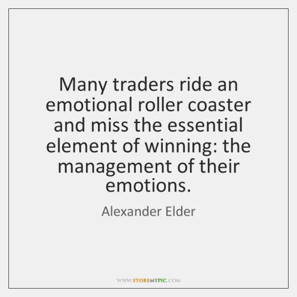 emotional rollercoaster quotes