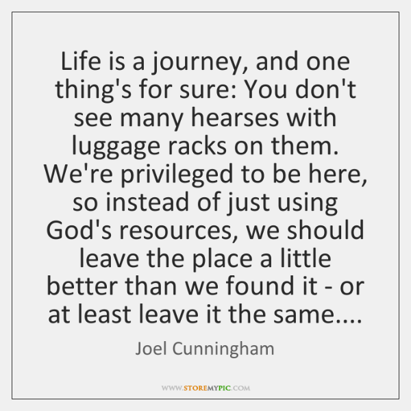 Joel Cunningham Quotes - - StoreMyPic