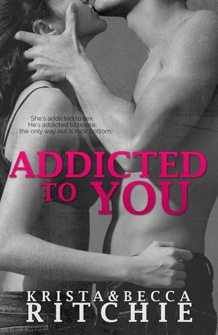Addicted to you poster
