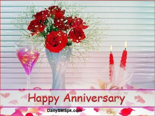 Happy anniversary love wallpaper