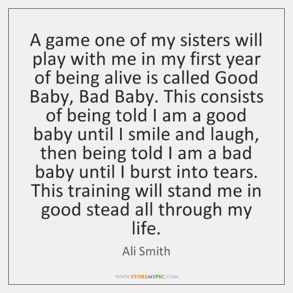 A game one of my sisters will play with me in my ...