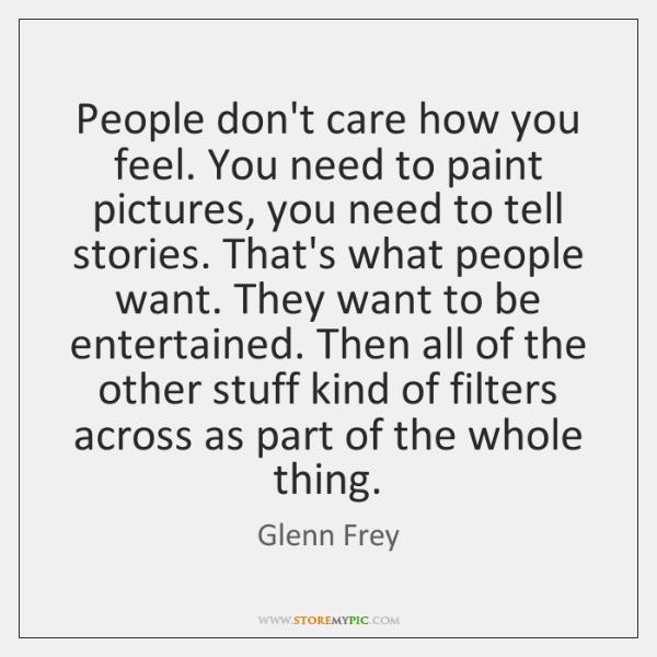 Glenn Frey Quotes Storemypic