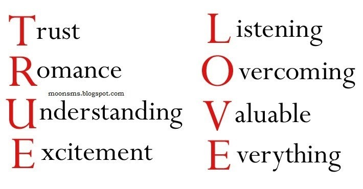 what is true love all about