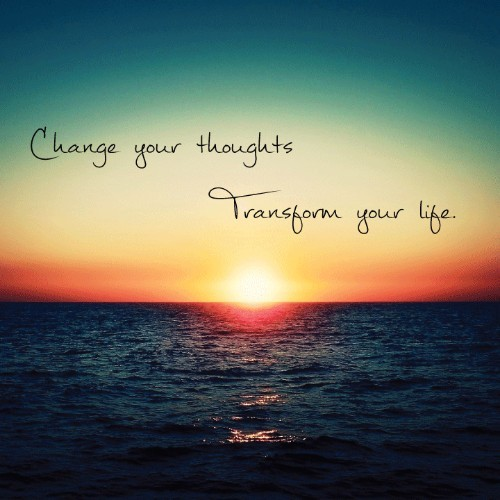 Change Your Thoughts Transform Your Life Storemypic