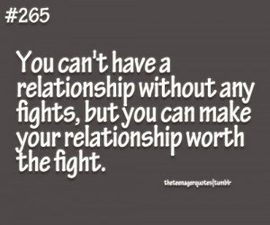 You Cant Have Relationship Without Any Fights Storemypic