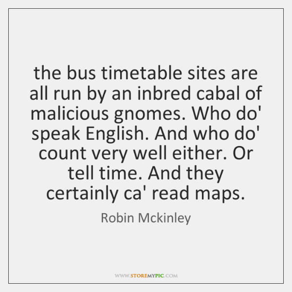 the bus timetable sites are all run by an inbred cabal of ...