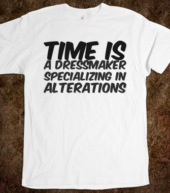 Time is a dressmakers specializing in alterations