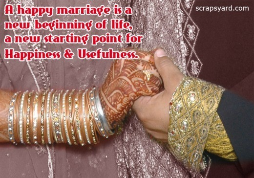 A Happy Marriage Is A New Beginning Of Life Storemypic