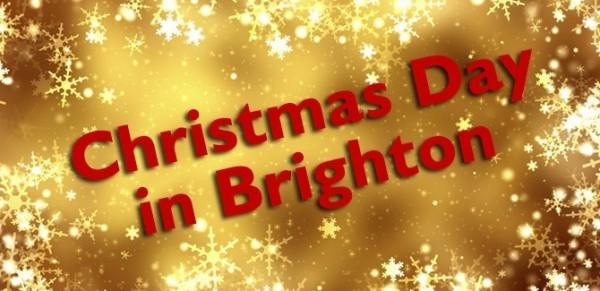 Christmas day in brighton