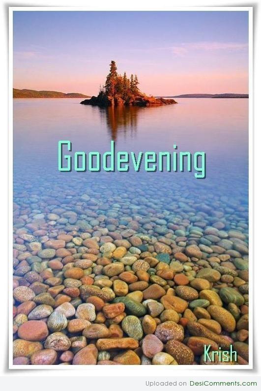 Good evening beautiful 002