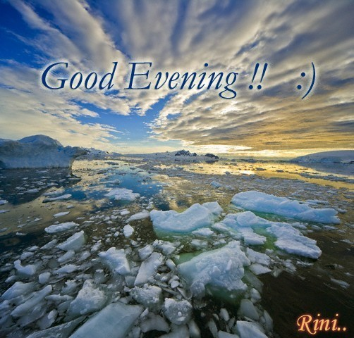 Good evening wishes pic