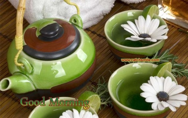 Good morning tea kettles