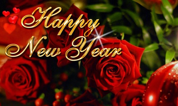 happy new year red roses storemypic
