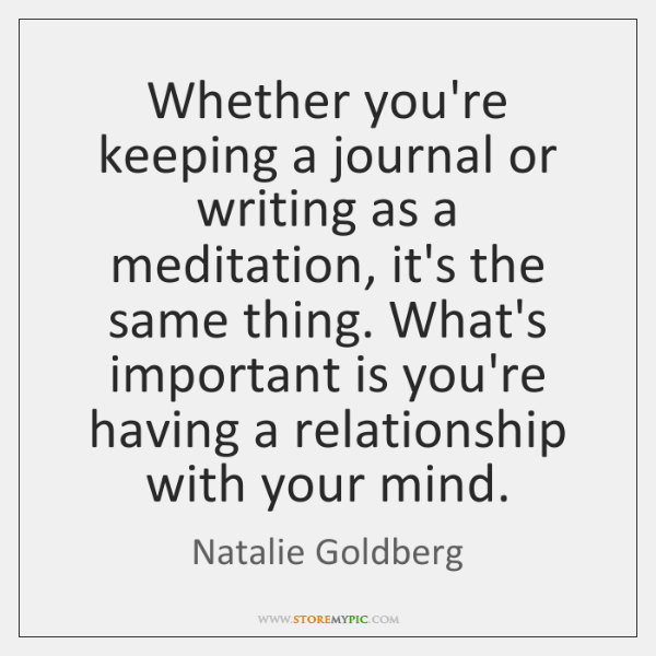 Natalie Goldberg Quotes Storemypic