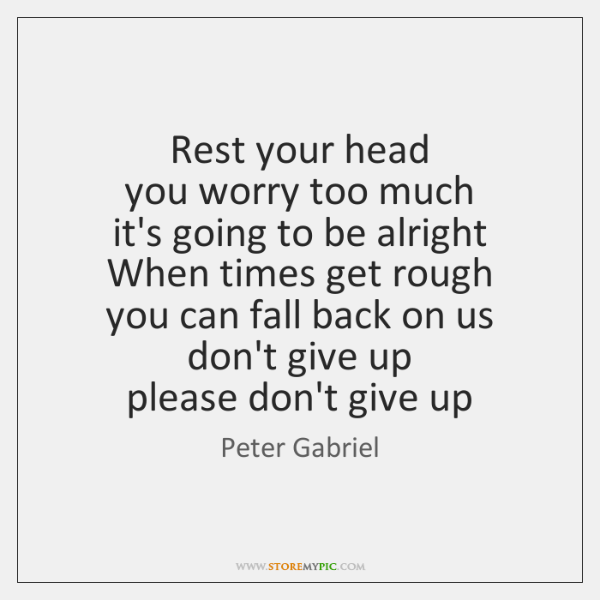Peter Gabriel Quotes Storemypic