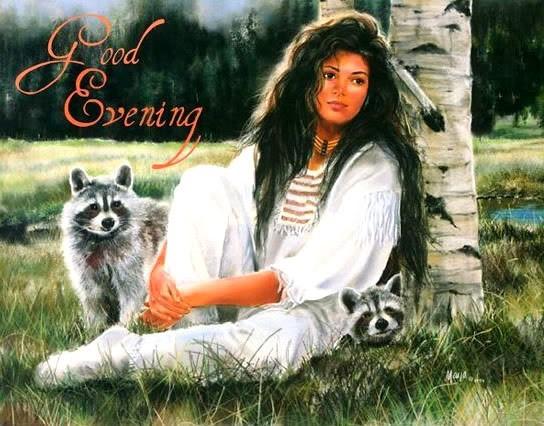 Pocahontas good evening