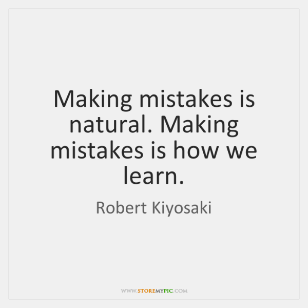 Funny And Inspirational Quotes Learn From The Mistakes Of Others On