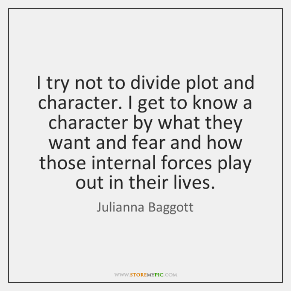 character and plot in why i Are you searching for plots in vain then this article is for you - read to find out why plot hunting is futile, and the solution.