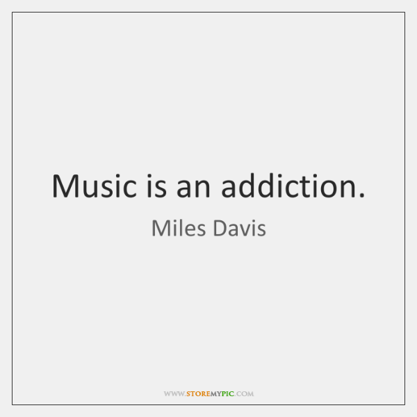 miles davis addiction