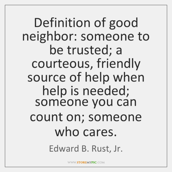Edward B Rust Jr Quotes Storemypic