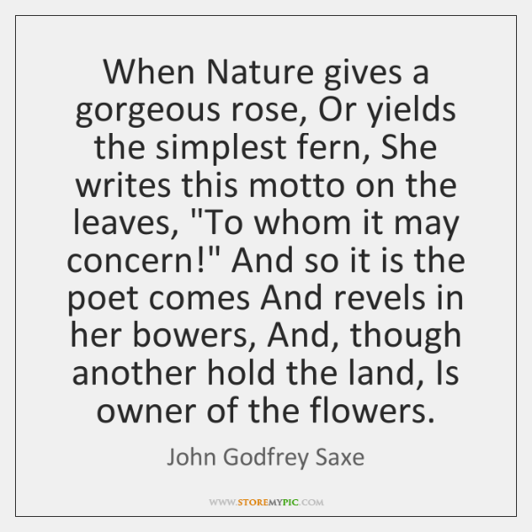 John Godfrey Saxe Quotes - StoreMyPic | Page 2