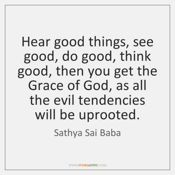 Sathya Sai Baba Quotes - - StoreMyPic