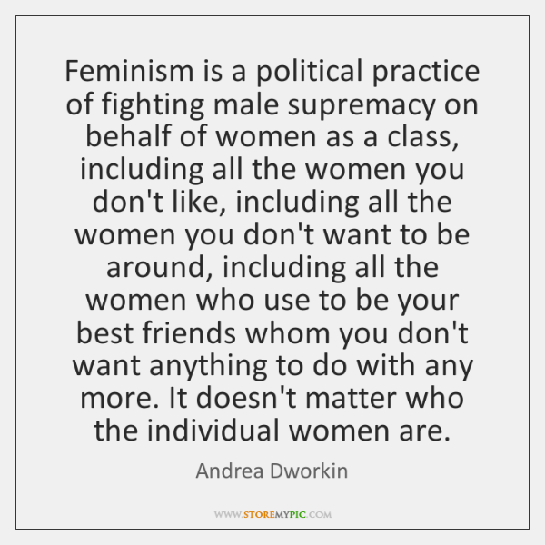 Andrea Dworkin Quotes - StoreMyPic | Page 3