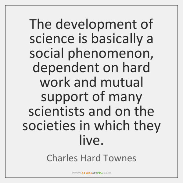 the development of science The book science as a process: an evolutionary account of the social and conceptual development of science, david l hull is published by university of chicago press.
