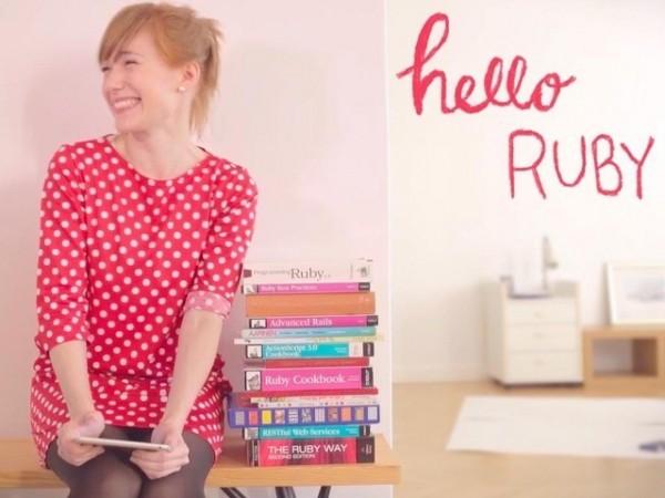 Hello ruby girl
